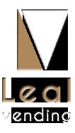 Leal vending Logo
